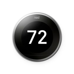 Nest Labs - T3008US  Nest Learning Thermostat-3rd Generation