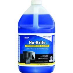 Nu-Calgon - 4291-08 - Nu-Brite® Condenser Coil Cleaner