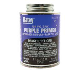 DiversiTech® - 530-30756  Oatey® PVC Purple Primer - 8 oz.