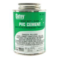DiversiTech® - 530-30863  Oatey® Heavy Duty PVC Cement - 8 ounce