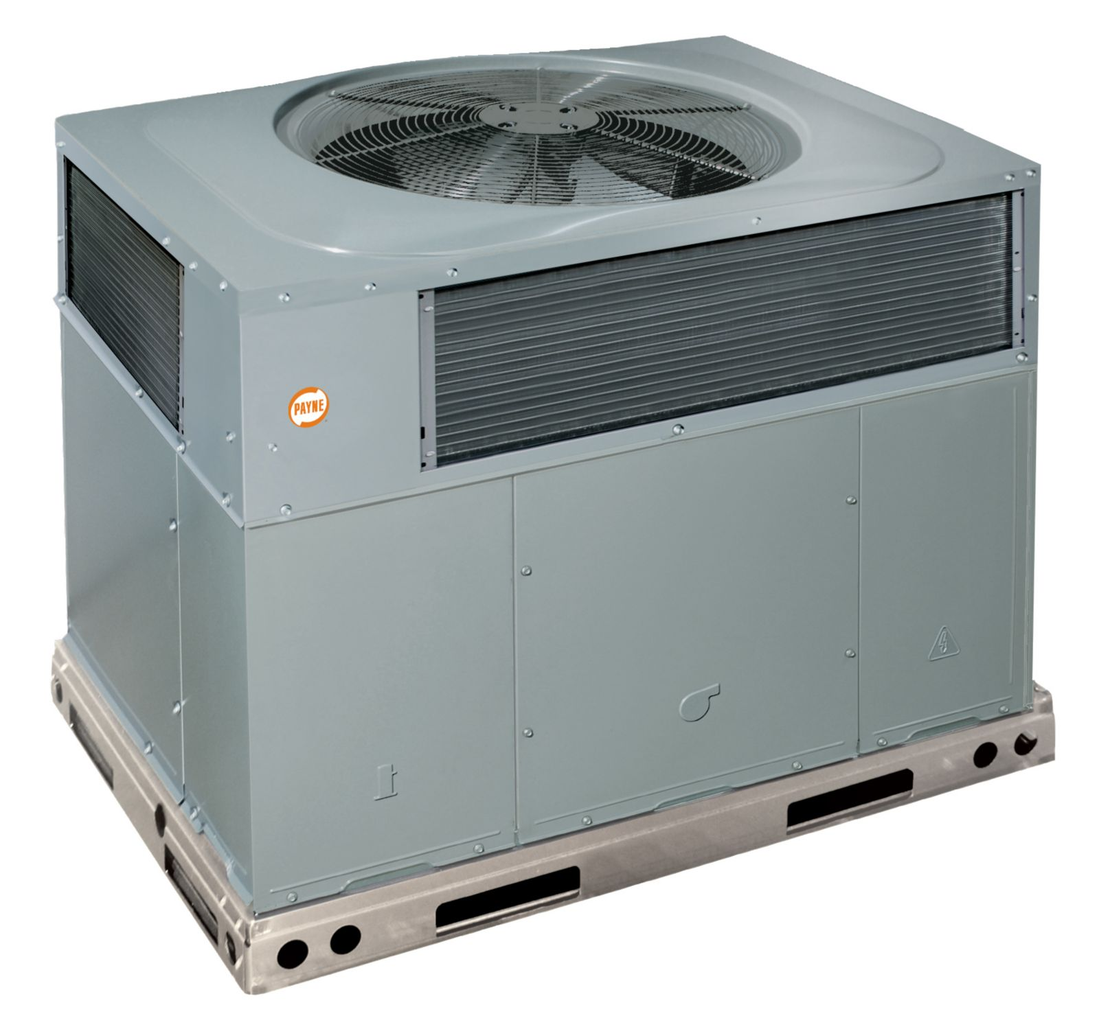 Heat And Cooling Units Payne Packaged Air Conditioner 35 Ton 14 Seer Carrier Hvac
