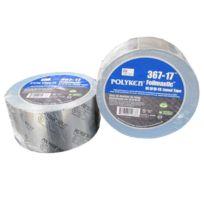 "Polyken® 1086863 367-17 3"" x 100' Foilmastic Sealant Tape"