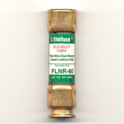 Factory Authorized Parts™ - FLNR025.T - Littelfuse® FLNR 25A 250V UL Class RK5 Dual-Element Time-Delay Fuse