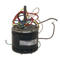Factory Authorized Parts™ - Direct Drive Blower Motor 1/2 HP 115V 7.9 FLA 1075 RPM 4-Speed