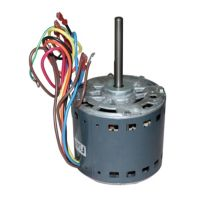 Factory Authorized Parts™ - Direct Drive Blower Motor 1/2 HP 208/230V 3.5 FLA 1075 RPM 4-Speed
