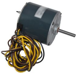 Factory Authorized Parts™ - HC44GE208  Condenser Fan Motor, 1/2 HP, 208/230 Volt, 1050 RPM