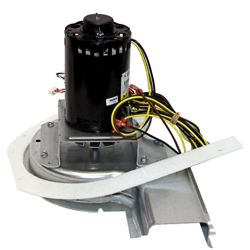 Factory Authorized Parts™ - 50DK406816  Inducer Motor Assembly 1/16 HP 460 V -1/2 Amp 3450 RPM