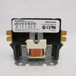 Factory Authorized Parts™ - HN51KC024  Contactor 1 Pole 24V 30 Amp