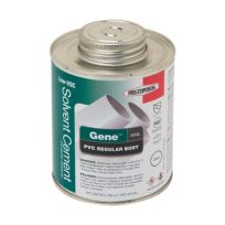 Rectorseal - 55902 - Gene 404L PVC Cement Low-VOC 1/2 Pint