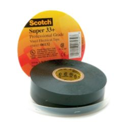"Scotch - ET33 Vinyl Electrical Tape Super33+ 3/4"" x 66'"