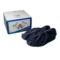 Dark Blue Shoe Covers, Pack of 50 pairs