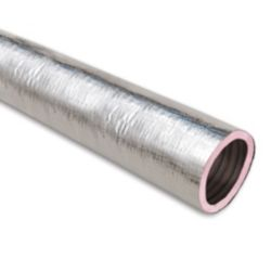 "Thermaflex® 10"" KM R6 Flex-Vent Insulated Flexible Air Duct (Bag)"