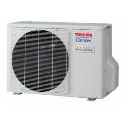 Carrier® Toshiba Ductless 18,000 Btuh Heat Pump Single Zone Inverter 208/230-1 (Matches RAV-SP)