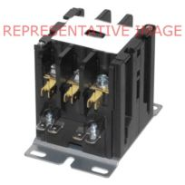 Totaline® - P282-0421 Contactor Two Pole 40 Amp Lug Terminals 24 VAC
