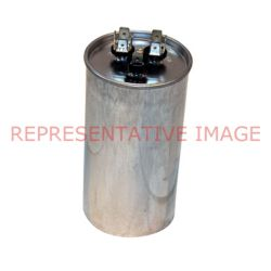 Totaline® - P291-8054RS Run Capacitor Round 440V Dual 80/5MFD