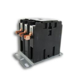 Totaline® - P282-0431A Contactor 3 Pole 40 Amp Lug TerminaLS Tube 24 VAC