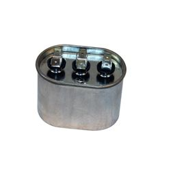 Totaline® - P291-0553 Run Capacitor Oval 370V Dual 5/5MFD