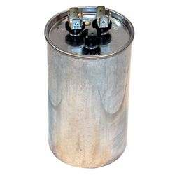 Totaline® - P291-5054RS Run Capacitor Round 370/440V Dual 50/5MFD