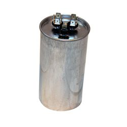 Totaline® - P291-8073RS Run Capacitor Round 370V Dual 80/7.5MFD
