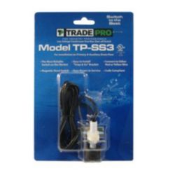 TRADEPRO® - 97641 - Safe-T-Switch SS3 Primary and Secondary drain outlet Condensate shutoff switch