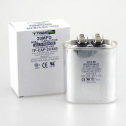 TRADEPRO® - TP-CAP-20/440  20 MFD 440 Volt Oval Run Capacitor