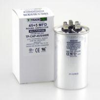 TradePro® - 45+5 MFD 440 Volt Round Run Capacitor