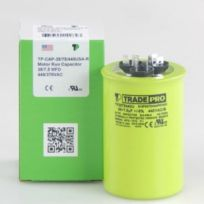 TradePro - TP-CAP-35/7.5/440USA-R  35/7.5 MFD 440V Round Capacitor