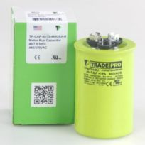 TradePro - TP-CAP-40/7.5/440USA-R  40/7.5 MFD 440V Round Capacitor