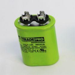 TRADEPRO® - TP-CAP-5/440USA  5 MFD 440V Oval Capacitor
