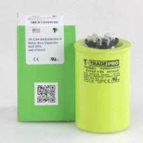 TradePro - TP-CAP-60/5/440USA-R  60/5MFD 44OV Round Capacitor