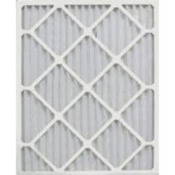 "TopTech 16"" x 25"" x 4"" Cartridge Air Filter MERV 11"