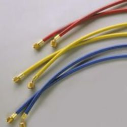 """Yellow Jacket - 13060 - 60""""  1/4""""  fl. x 1/4""""  fl. special 1/4""""  charging hose"""