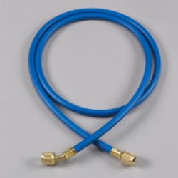 "Yellow Jacket - 21260 - 60""  PLUS II Blue Hose with 1/4"" Charging Hose"