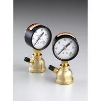 "Yellow Jacket - 78080 - 2 Test unit 0-30 lb. gauge 3/4""  pipe"