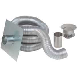 Z Flex 2gackit0525 Chimney Insulation Radiation Shield