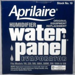 Aprilaire - Water Panel #10
