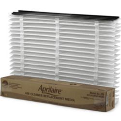 Aprilaire - Replacement Air Filter Media for Model 1210 Merv 11