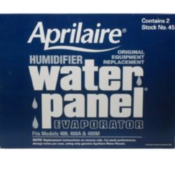 Aprilaire - Water Panel #45