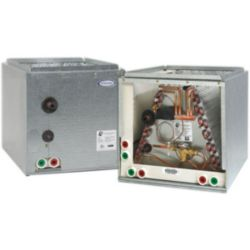 Advanced Distributor Products® - Evaporator Coil 4 Ton AL Horizontal Cased Painted R-410A AC TXV