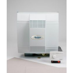 Aprilaire - Large-Capacity Humidifier with Manual Humidifier Control