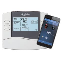 Aprilaire Universal Wi-Fi Programmable Thermostat w/ Event-Based Air Cleaning