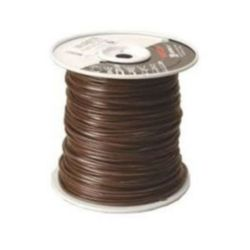 BARON - TW-18G500-2R 18/2 Solid CL2 Thermostat Wire / Cable 500'