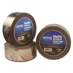555 FlexFix Metallic UL181B-FX Listed Film Tape 48MM X 109.7M