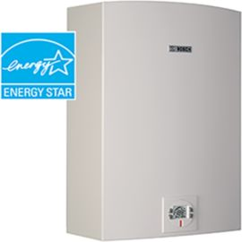 Bosch C 1050 ES NG Greentherm Tankless Water Heater ...