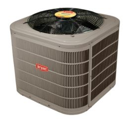 Bryant® Preferred™  - 3 Ton 17 SEER Residential 2-Stage Air Conditioner Condensing Unit