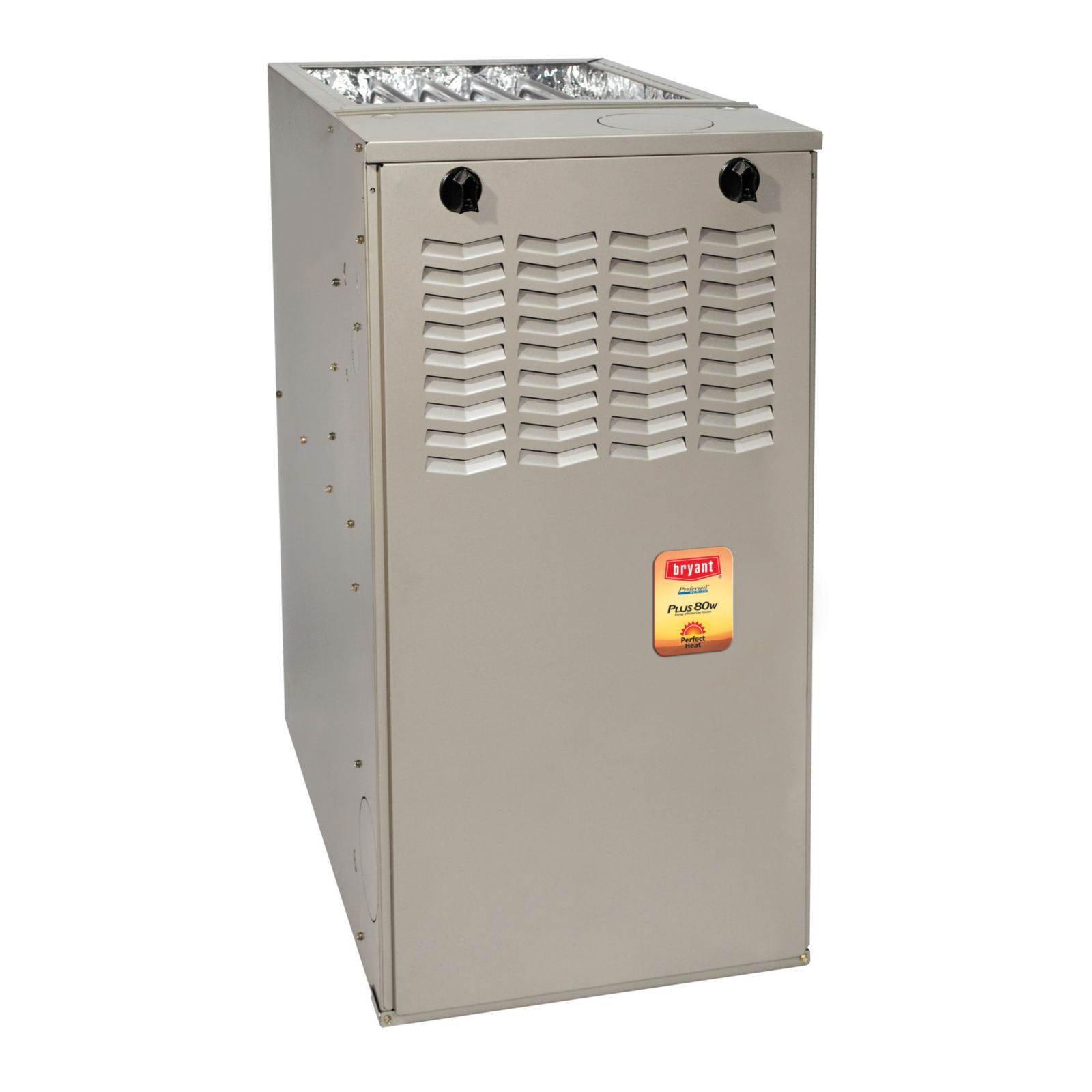 Bryant 310aav042090 Gas Furnaces Carrier Hvac Humidifier Wiring Diagram Preferred 80 Afue 90000 Btuh Variable Speed Multipoise Furnace
