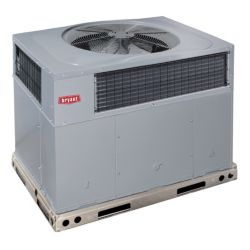 Bryant® Legacy™   - 3.5 Ton 14 SEER Residential Packaged Heat Pump System (Tin-Plated Indoor Coil)