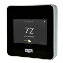 Bryant® Preferred™ - T6-WEM01-A  Housewise™ Programmable Wi-Fi® Thermostat