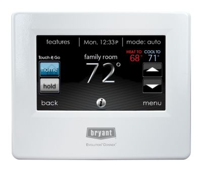 Bryant SYSTXBBNIM01 Communicating Programmable Thermostats Carrier