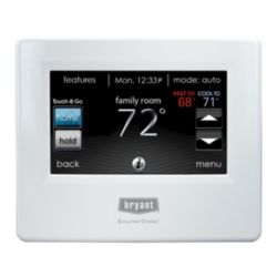 Bryant® Housewise™ Wi-Fi® Thermostat | Carrier HVAC